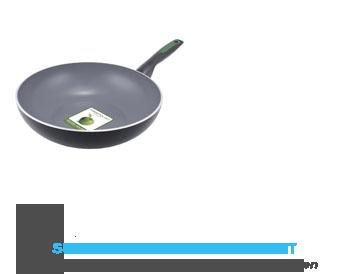 Greenpan Rio wok 28 cm aanbieding