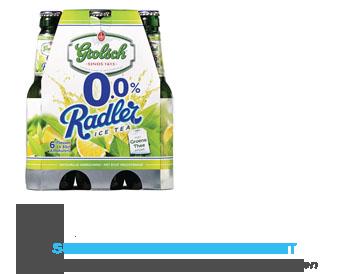 Grolsch Radler ice tea 0.0%