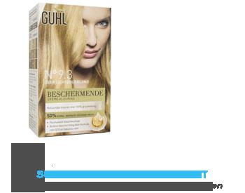 Guhl Besch crème-kleuring zeer lichtgoudb 9.3 aanbieding