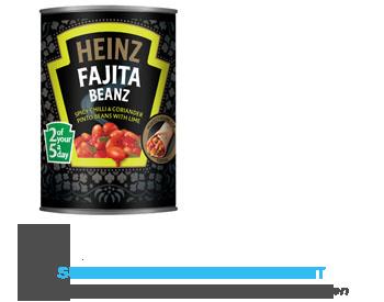Heinz Fajita beanz aanbieding