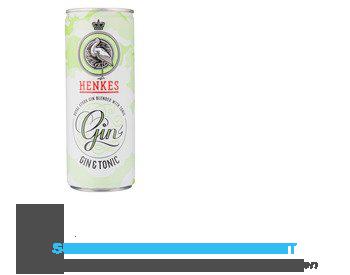 Henkes Gin & tonic