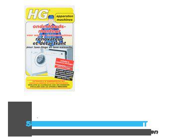 HG Onderhoudsmonteur wasmachine aanbieding