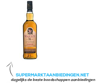Highland Queen Majesty 16 years