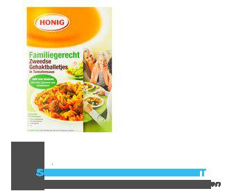Honig Familiegerecht Zweedse gehaktballetjes aanbieding