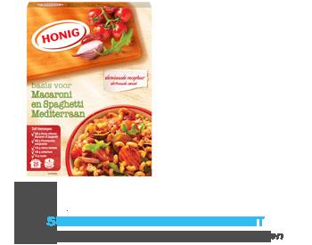Honig Mix macaroni en spaghetti mediterraan aanbieding