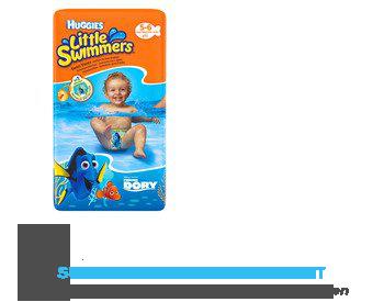 Huggies Little swimmers large (12-18 kg) aanbieding