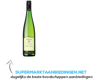 J.B. Adam Alsace Pinot Gris Rèserve