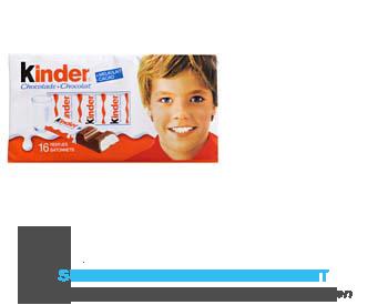Kinder Chocolade aanbieding