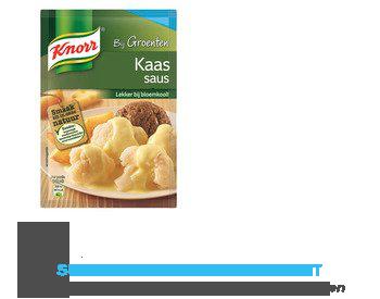 Knorr Mix kaassaus aanbieding
