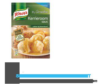 Knorr Mix kerrieroom saus aanbieding
