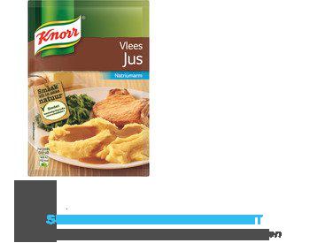 Knorr Mix natriumarm vleesjus aanbieding