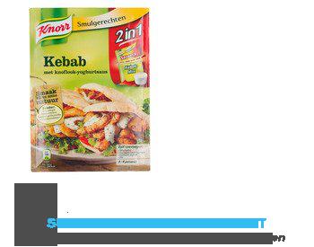 Knorr Mix smulgerecht kebab aanbieding