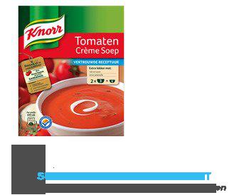 Knorr Mix tomatensoep crème aanbieding