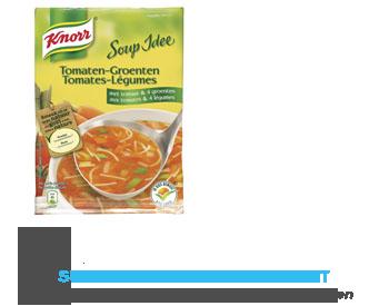 Knorr Soup idee tomaat/ groenten aanbieding