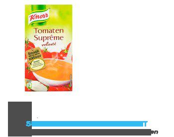 Knorr Supreme tomatensoep aanbieding