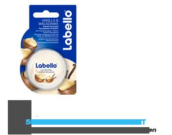 Labello Lip butter tin vanilla & macademia aanbieding