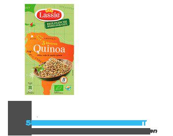 Lassie Quinoa 3 kleuren biologisch aanbieding