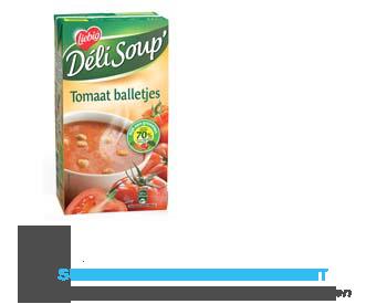 Liebig Deli Soup tomaat aanbieding