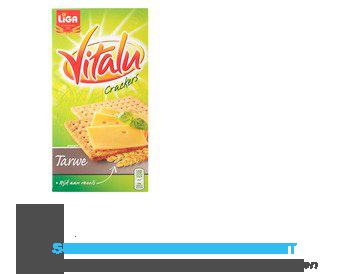 Liga Vitalu crackers meerzaden