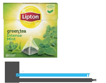 Lipton Groene thee intense mint
