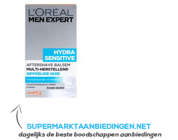 L'Oréal Men expert aftershave balm aanbieding