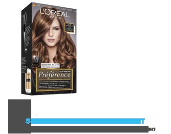 L'Oréal Preference 04 brown to light brown aanbieding