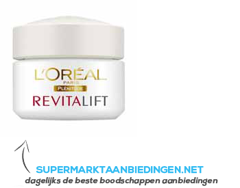 L'Oréal Revitalift oogcontour aanbieding