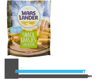 Maaslander Snack kaasjes jong belegen 30