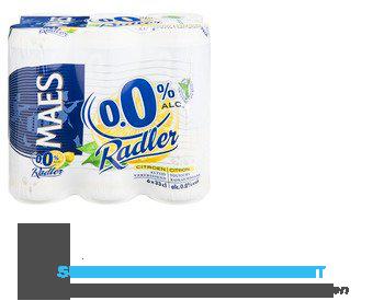 Maes Radler lemon zero 0.0%