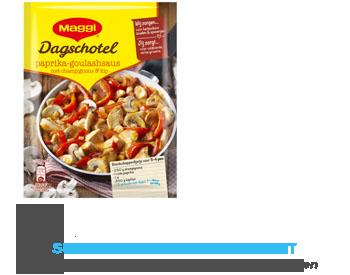 Maggi Dagschotel paprika goulashsaus aanbieding