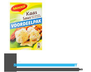 Maggi Kaassaus voor groente, vlees en pasta aanbieding