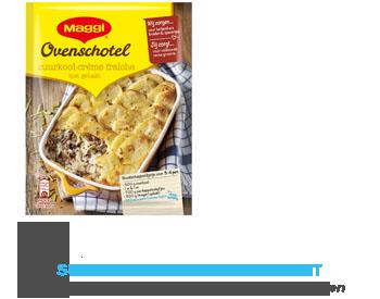 Maggi Ovenschotel zuurkool crème fraîche aanbieding