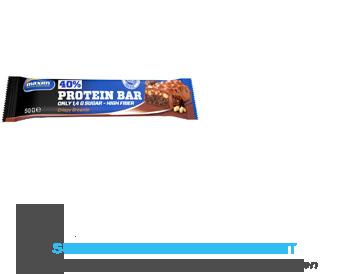 Maxim 40% Protein crispy brownie aanbieding