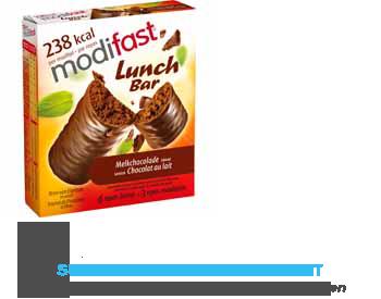 Modifast Control melkchocolade repen aanbieding