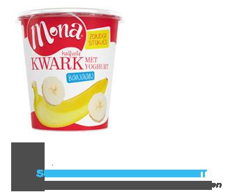 Mona Kwark halfvol banaan
