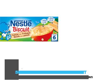 Nestlé Koekje voor fruithapje aanbieding