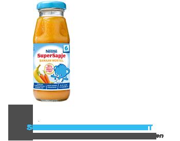 Nestlé Supersapje banaan-wortel aanbieding