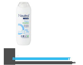 Neutral Baby shampoo parfumvrij aanbieding