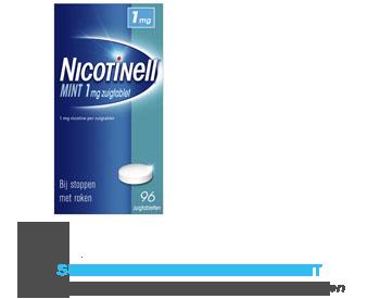 Nicotinell Zuigtabletten mint 1 mg aanbieding