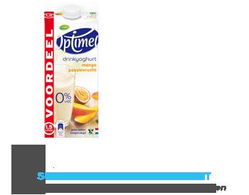 Optimel Drinkyoghurt mango passievrucht voordeel
