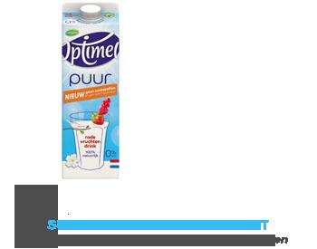 Optimel Drinkyoghurt puur rode vruchten
