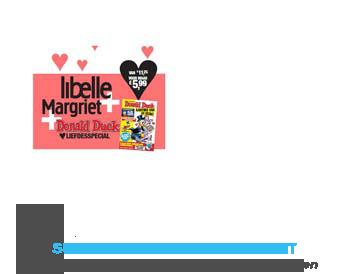 Pakket Margriet & Libelle aanbieding