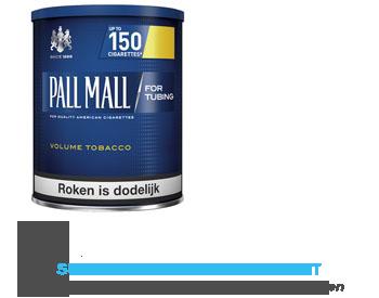 Pall Mall Volume tobacco blue aanbieding