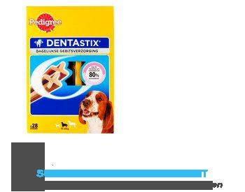 Pedigree Dentastix medium aanbieding