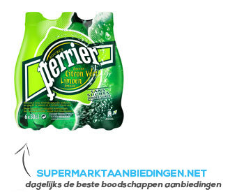 Perrier Lime