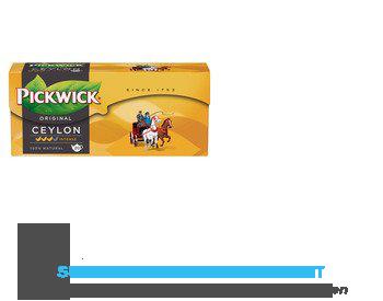 Pickwick Ceylon meerkops