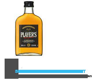Player's Gold rum mini