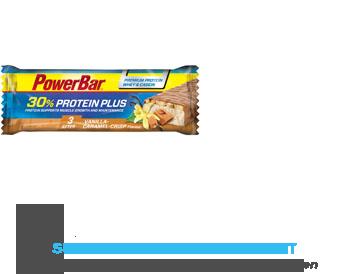 Powerbar 30% Protein plus vanilla caramel-crisp aanbieding