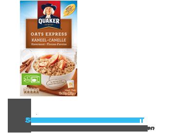 Quaker Oats express havermout kaneel
