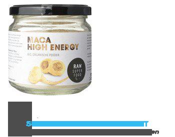 Raw Organic Food Maca high energy poeder aanbieding
